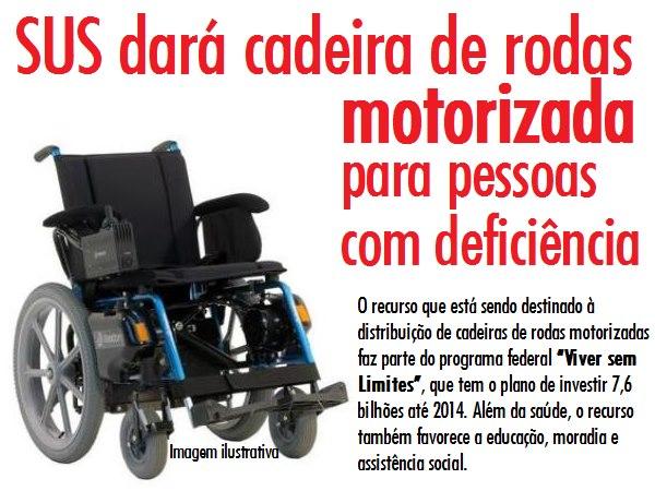 cadeiras de rodas sus