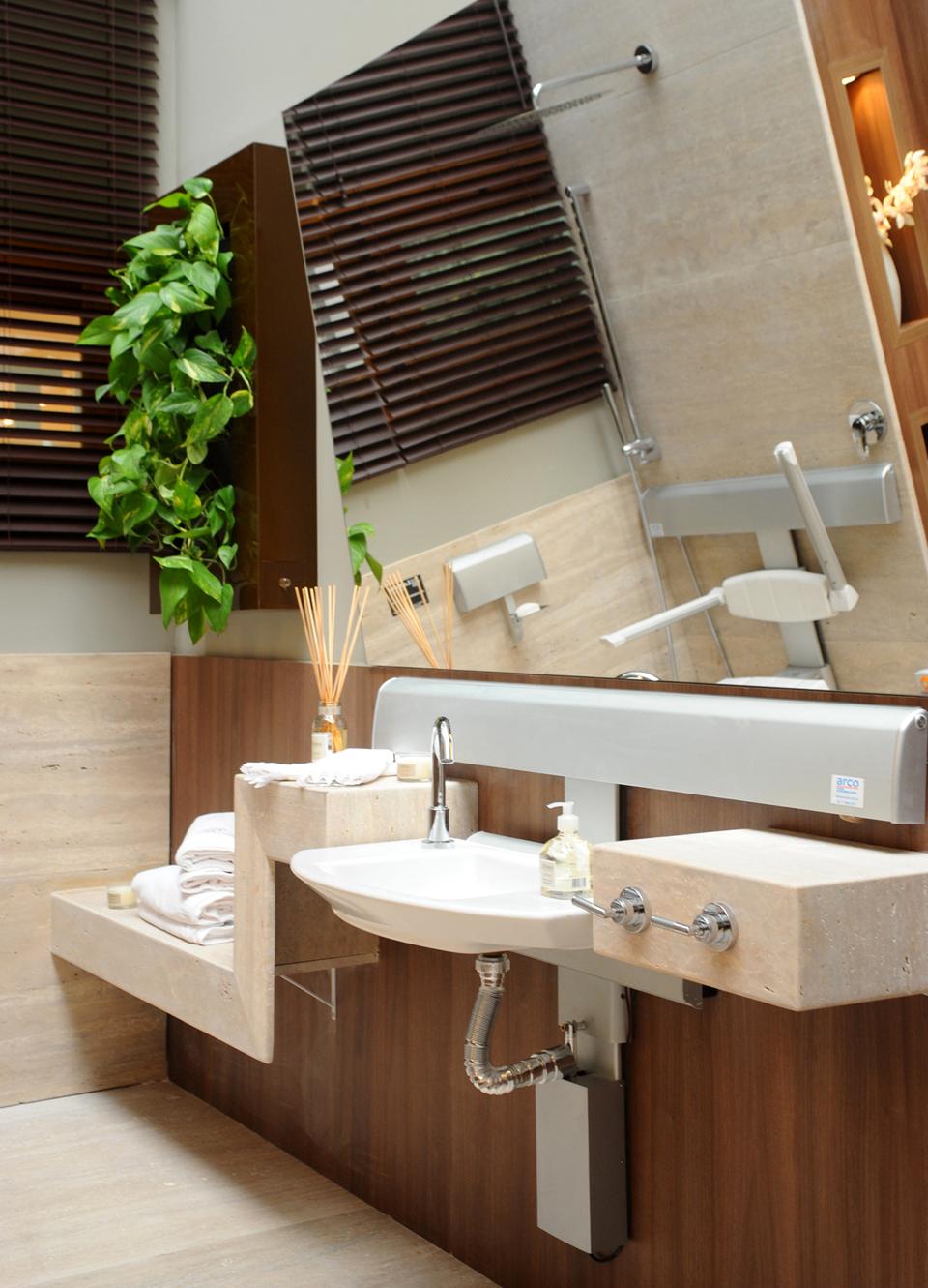 banheiro adaptado (3)  Casadaptada -> Banheiro Pequeno Adaptado Para Idoso