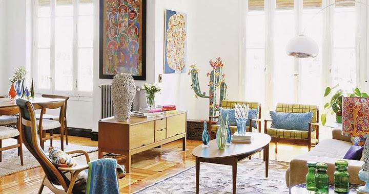 Dicas para voc decorar sua casa no estilo retr casadaptada for Remodela tu casa tu mismo