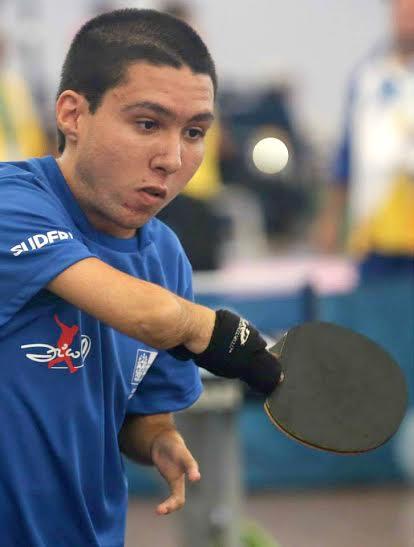 acessibilidade- tênis de mesa- inclusão- paralímpiadas - de papo com Claudinha