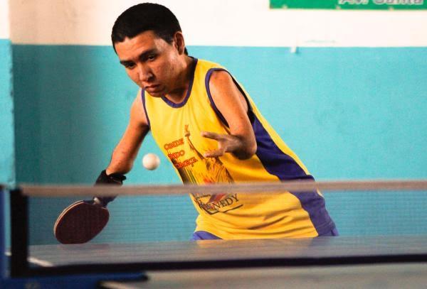 tênis de mesa- inclusão- paralímpiadas - de papo com Claudinha