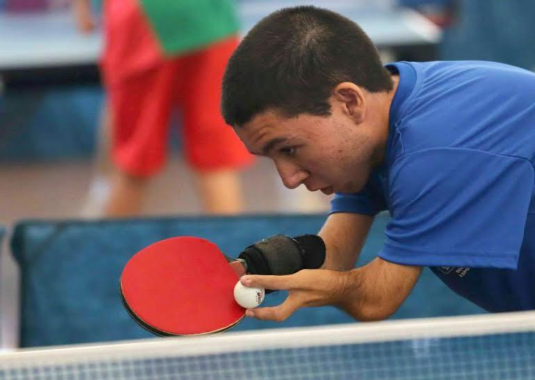 tênis de mesa- paralímpiadas - de papo com Claudinha