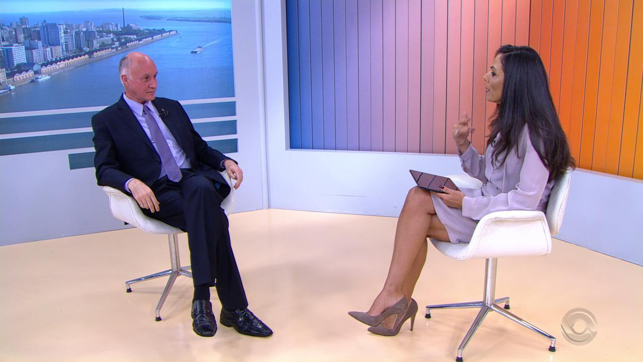 Resultado de imagem para JA Ideias: presidente da FADERGS fala sobre inclusão de deficientes e acessibilidade