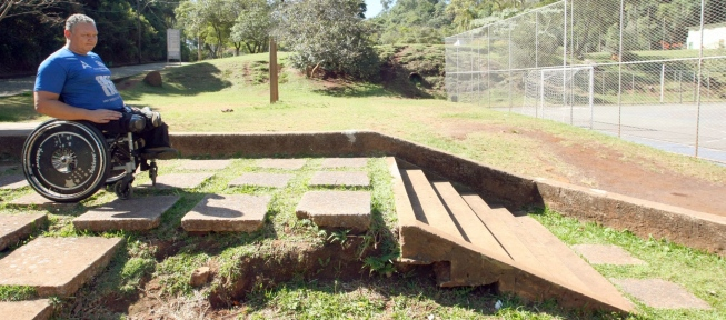 Resultado de imagem para Maioria dos parques de Belo Horizonte não tem projeto de acessibilidade