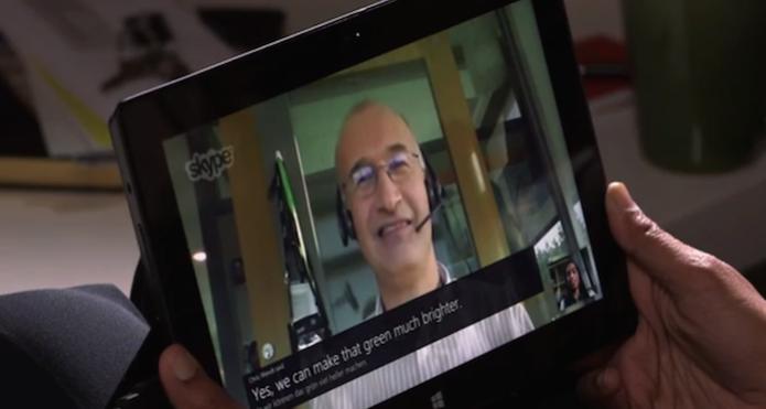 Skype Translator inclui alemão e francês para suporte de voz (Foto: Divulgação/Skype) (Foto: Skype Translator inclui alemão e francês para suporte de voz (Foto: Divulgação/Skype))