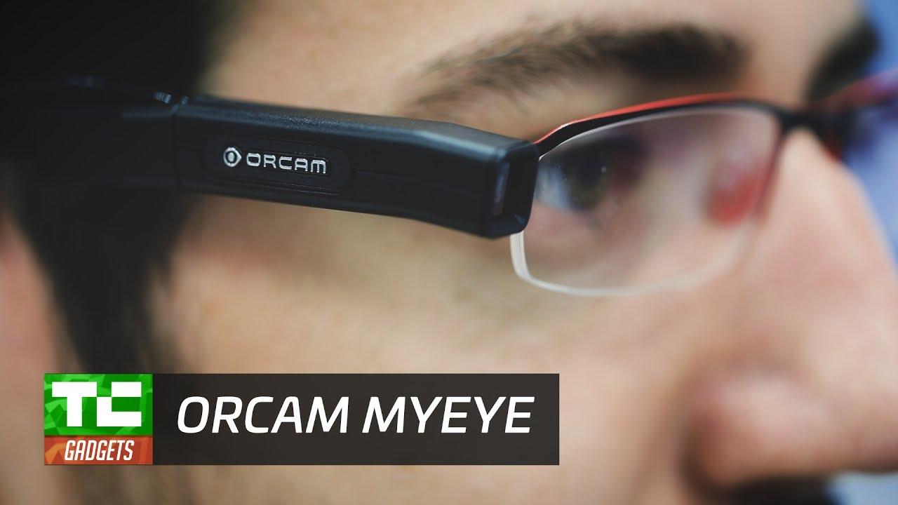 Resultado de imagem para OrCam MyEye